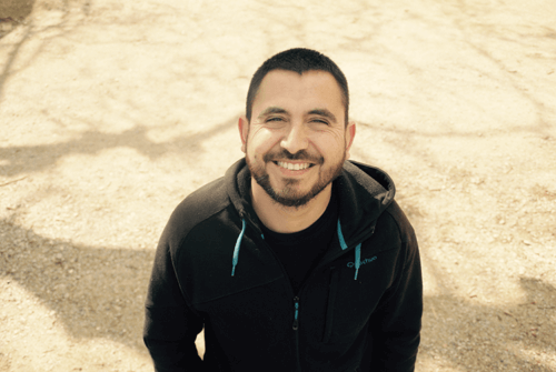 David González - Pase y siéntase