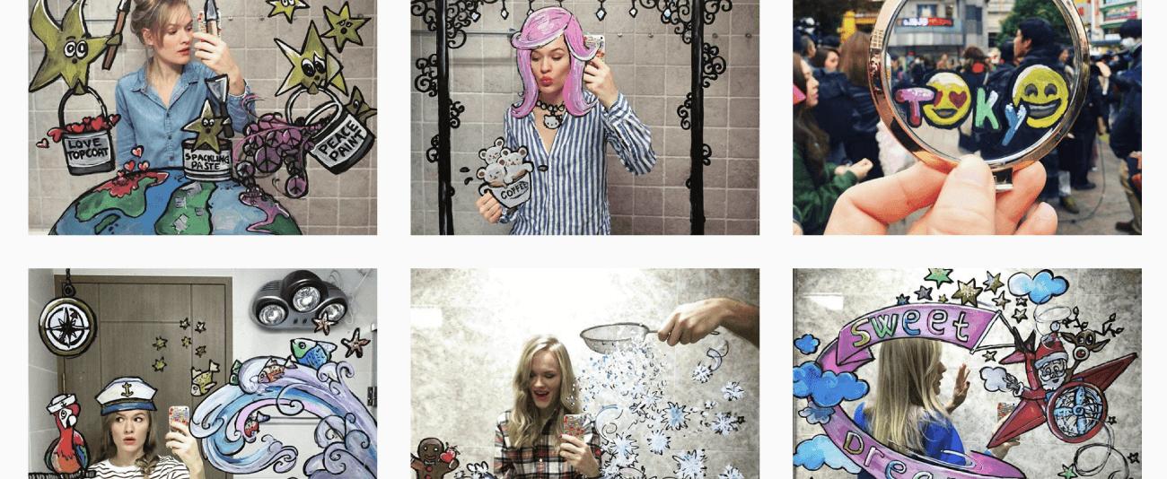 comptes creatius instagram- Cinco Cuentas Creativas Instagram