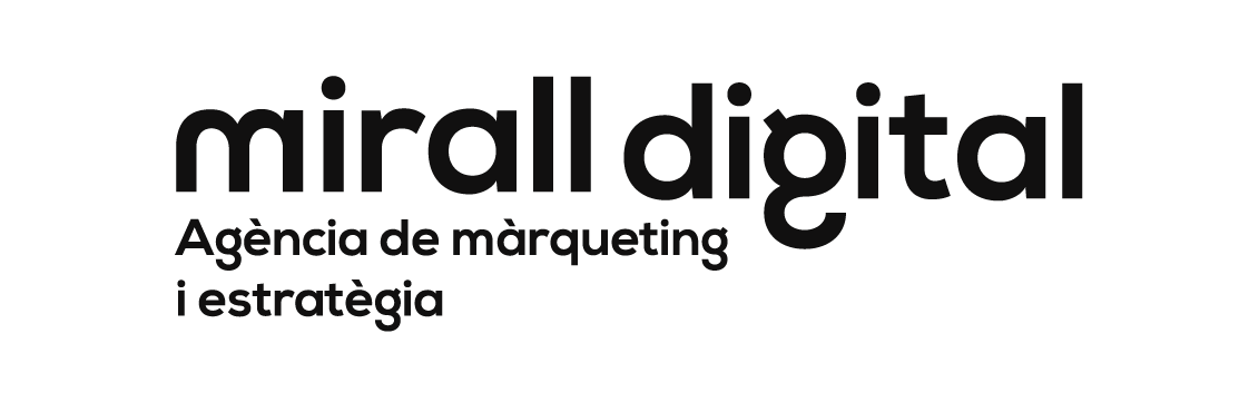 Mirall Digital – Marketing, disseny gràfic, WEB, SEO i vídeo.